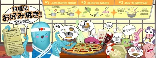 DH okonomiyaki